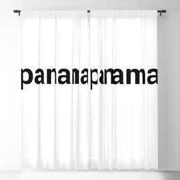 panama Blackout Curtain
