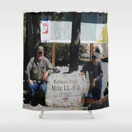My buddies, Dan & Dale Shower Curtain