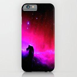 Galaxy : Horsehead nEbUlA Pink Red Purple iPhone Case