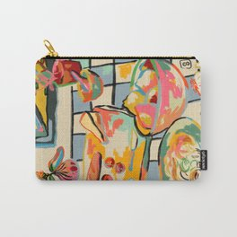 BREAD AND PASTA LOVE  Carry-All Pouch