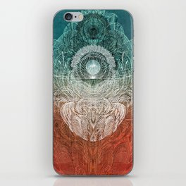 Watching Over You iPhone Skin