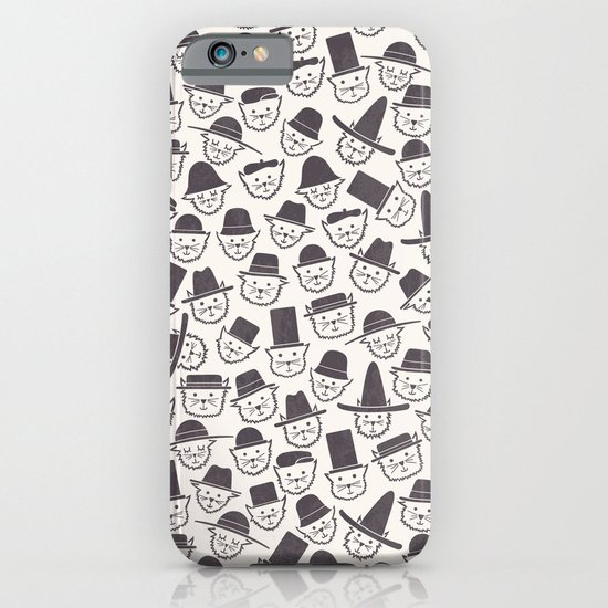 Cats With Hats iPhone & iPod Case