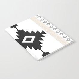 Pueblo in Tan Notebook