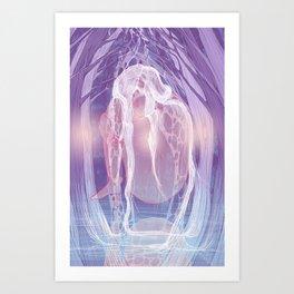 Secret Spaces Art Print