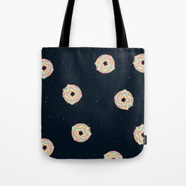 Donuts in Space Tote Bag
