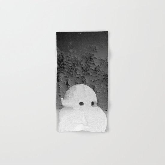 Ghost Hand & Bath Towel