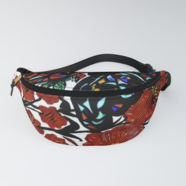 A Butterfly World Fanny Pack