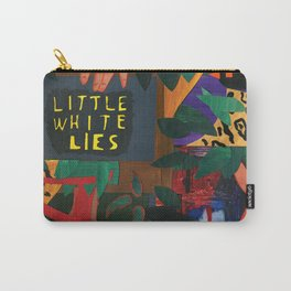 Little White Lies Carry-All Pouch