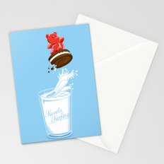Sweets Surfing Stationery Cards