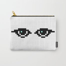 Gazing eyes Carry-All Pouch