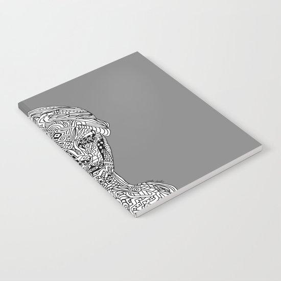 Space Goddess Notebook
