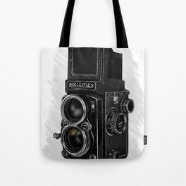 Roleiflex Tote Bag