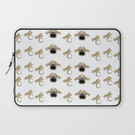 Tao Collection 2013 SCARABE by Feyou Laptop Sleeve