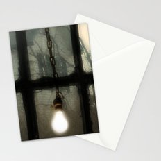 Light In The Window Stationery Cards