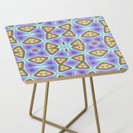 Symmetrical Art // Geometric Art // 2021_004 Side Table