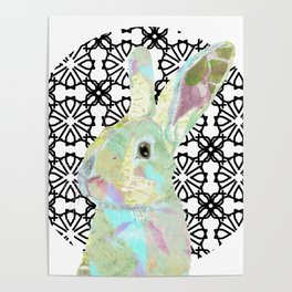 Bunny Bliss Poster