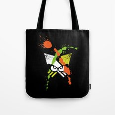 Splatoon - Turf Wars 1 Tote Bag