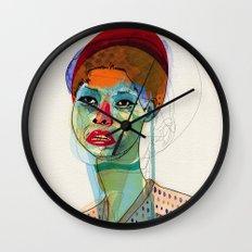 Girl_100412 Wall Clock