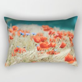 Nature Cheaper Then Therapy Rectangular Pillow