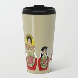 Birth of an Icon Travel Mug