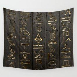 EGYPTIAN--HIERO Wall Tapestry