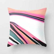 Curve Throw Pillow