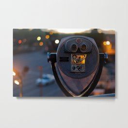 Lookout Metal Print