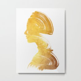 See - Gold Edition Metal Print