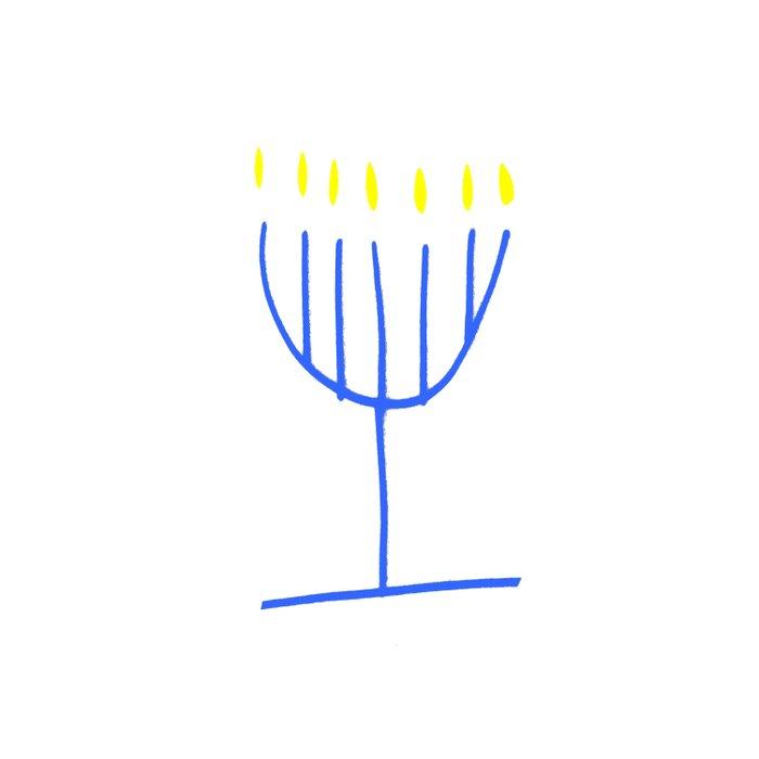 blue menorah,Hanukkah,jewish,jew,judaism,Festival ofLights,feast of Dedication,jerusalem,lampstand Comforters