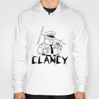 charli xcx Hoodies featuring Wiggy Azalea - Clancy (ft. Ralphi XCX) by Bang Design