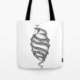 Orphic Egg Tote Bag