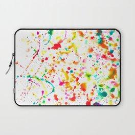 Sunday Splatter Laptop Sleeve