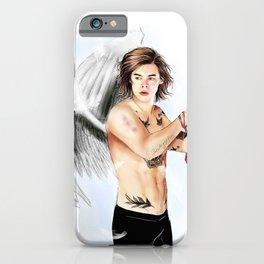 Angel with a shotgun  iPhone Case