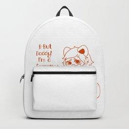 Fearsome Predator Little Brat Present Backpack