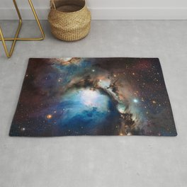 Reflection Nebula in Orion Rug