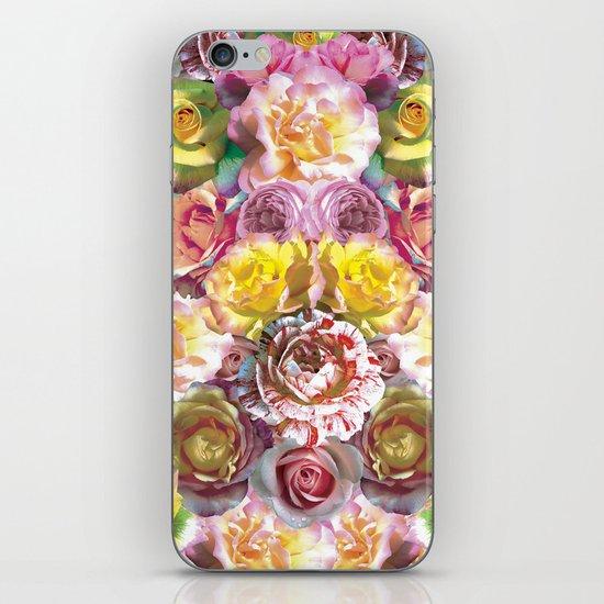 Rose Bloom iPhone & iPod Skin