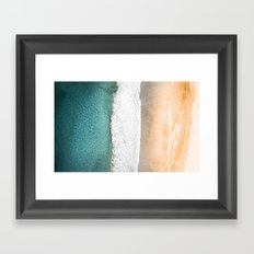Mood Framed Art Print