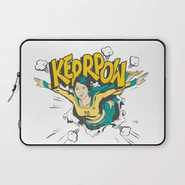 Sam KERR-POW! Laptop Sleeve