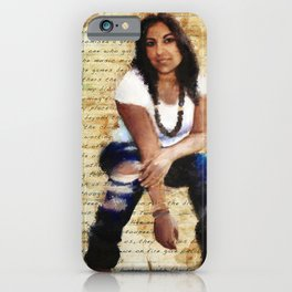 Like Butta Baby! iPhone Case