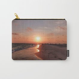 Siesta Key Sunset Carry-All Pouch