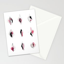Wet Meadowland II Stationery Cards