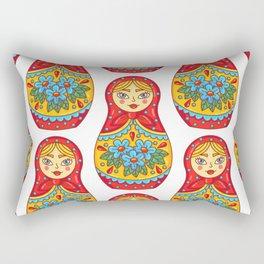 Matreshka Rectangular Pillow