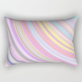 abstract mix Rectangular Pillow