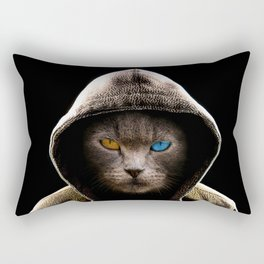 Cool Cat Rectangular Pillow