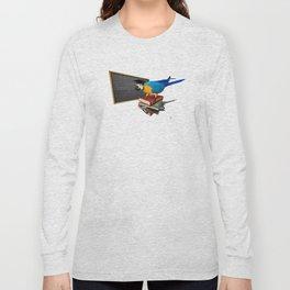 Repeat (Wordless) Long Sleeve T-shirt