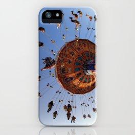 manège couleur iPhone Case