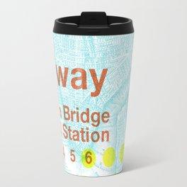 What the Future Awaits for New York II Travel Mug