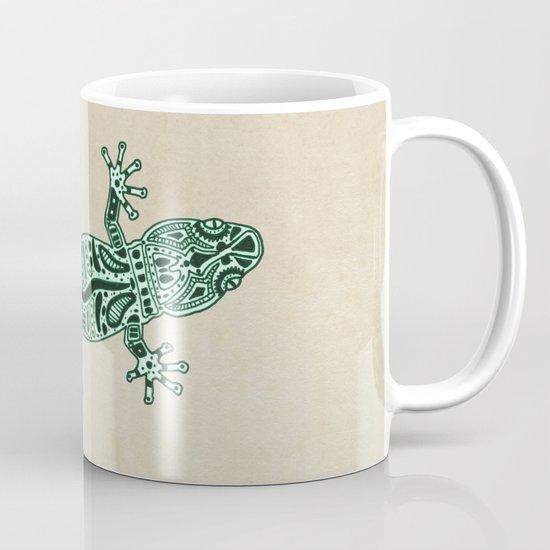 Ornate Lizard Mug