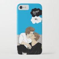 "okay iPhone & iPod Cases featuring "" Okay? Okay. "" by Karu Kara"