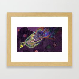 At dawn of time (4) Framed Art Print